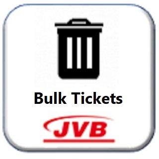 Bulk Tickets